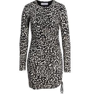REVOLVE Leopard Print Dress